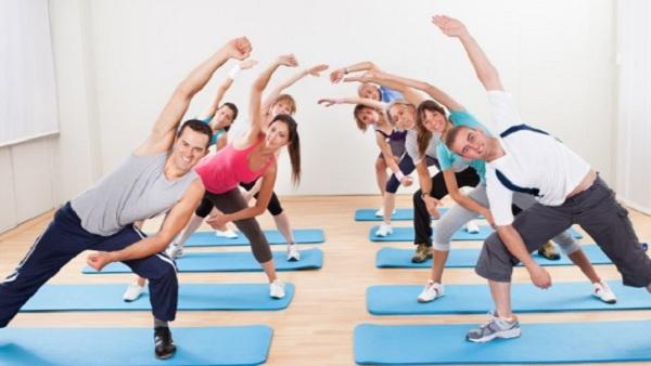 Bất ngờ khi giải trí bằng bộ môn thể dục aerobic mỗi ngày 2