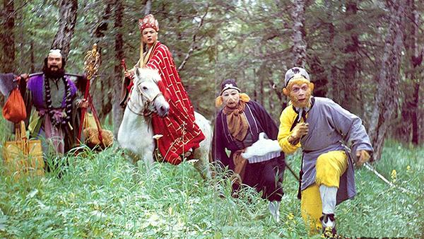 Tây Du Ký là bộ phim nổi tiếng nhiều năm